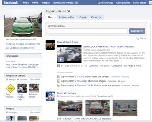 Facebook ST2000