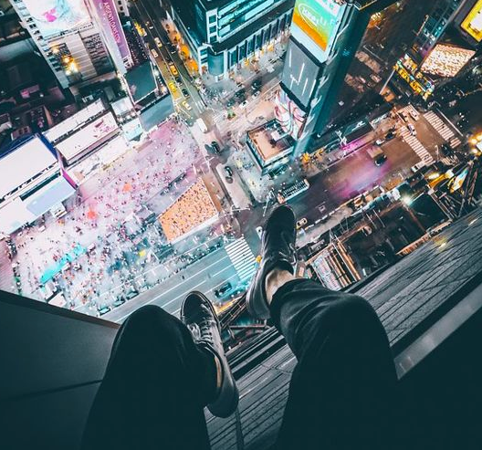 40 Times Square NYC Pinterest